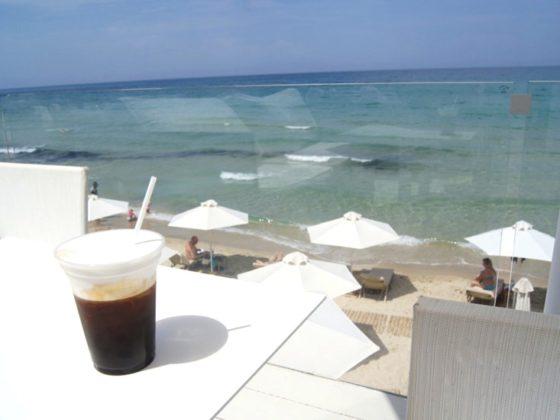 Kaffee-in-Greichenland