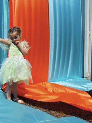 Mädchen-im-Feenkostüm