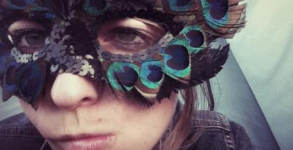 Christine-Maske
