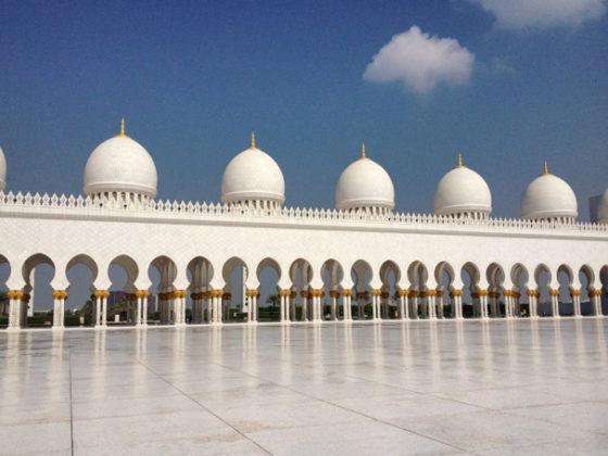 Moschee-in-Dubai