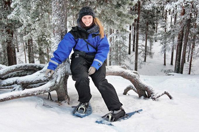 Christine-Neder-Schneeschuhe