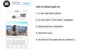 Lilies-Diary-App