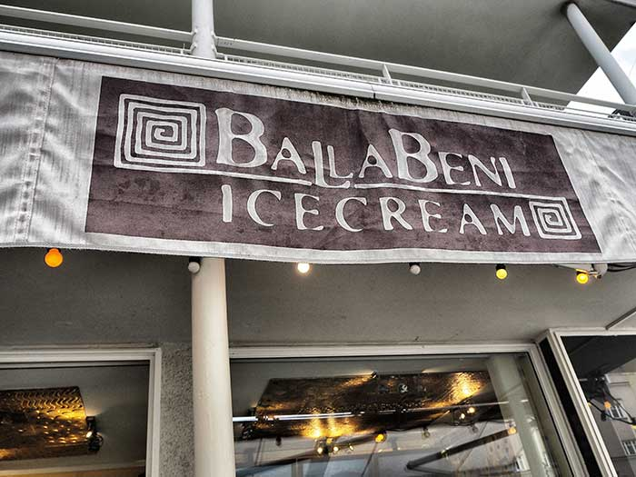 bailabeni icecream