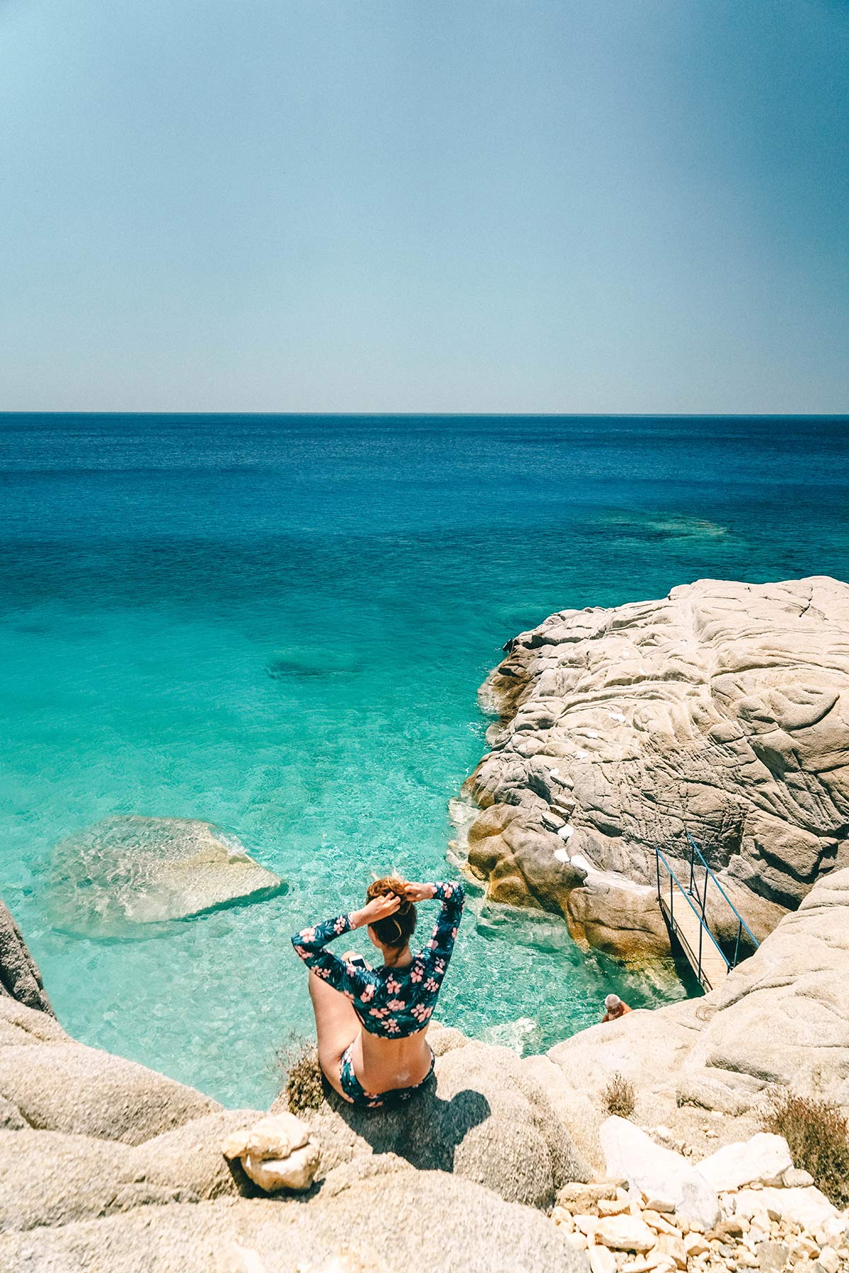 christine neder seychellen strand