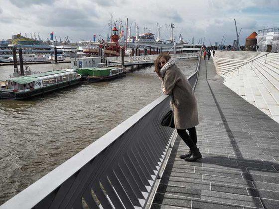 Hamburg Hafen Lisa Schnägelberger