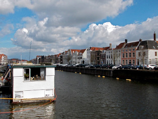 Hausboot Middelburg