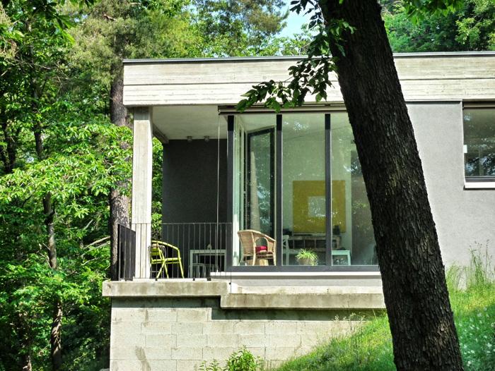 airbnb villa in como