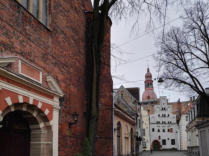Riga_Kirchturm