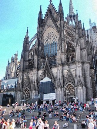 weekend in Cologne-dom