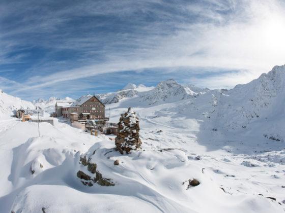 Schutzhütte-Südtirol