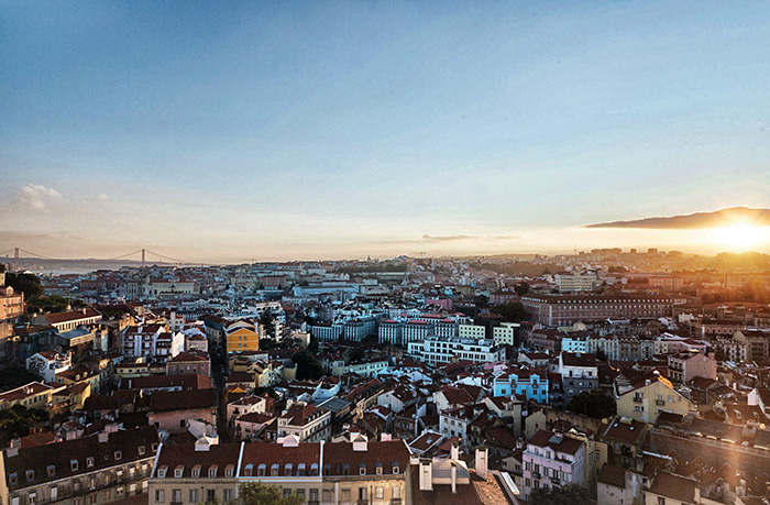 urban smart pioneers - stadtpanorama