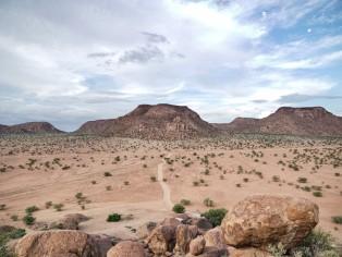 Damaraland-Namibia