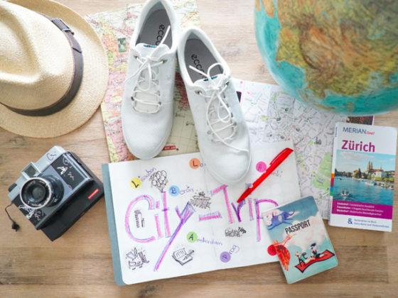 Packliste-citytrip