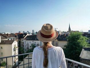 Aussicht-Mannheim