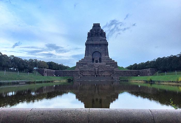 Voelkerschlacht Denkmal Leipzig