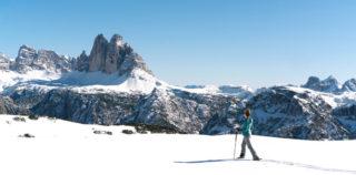 Winterurlaub in den Bergen: Die Dolomitenregion Drei Zinnen