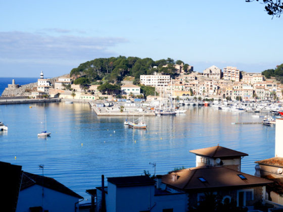 Urlaub in Soller_Port de Soller