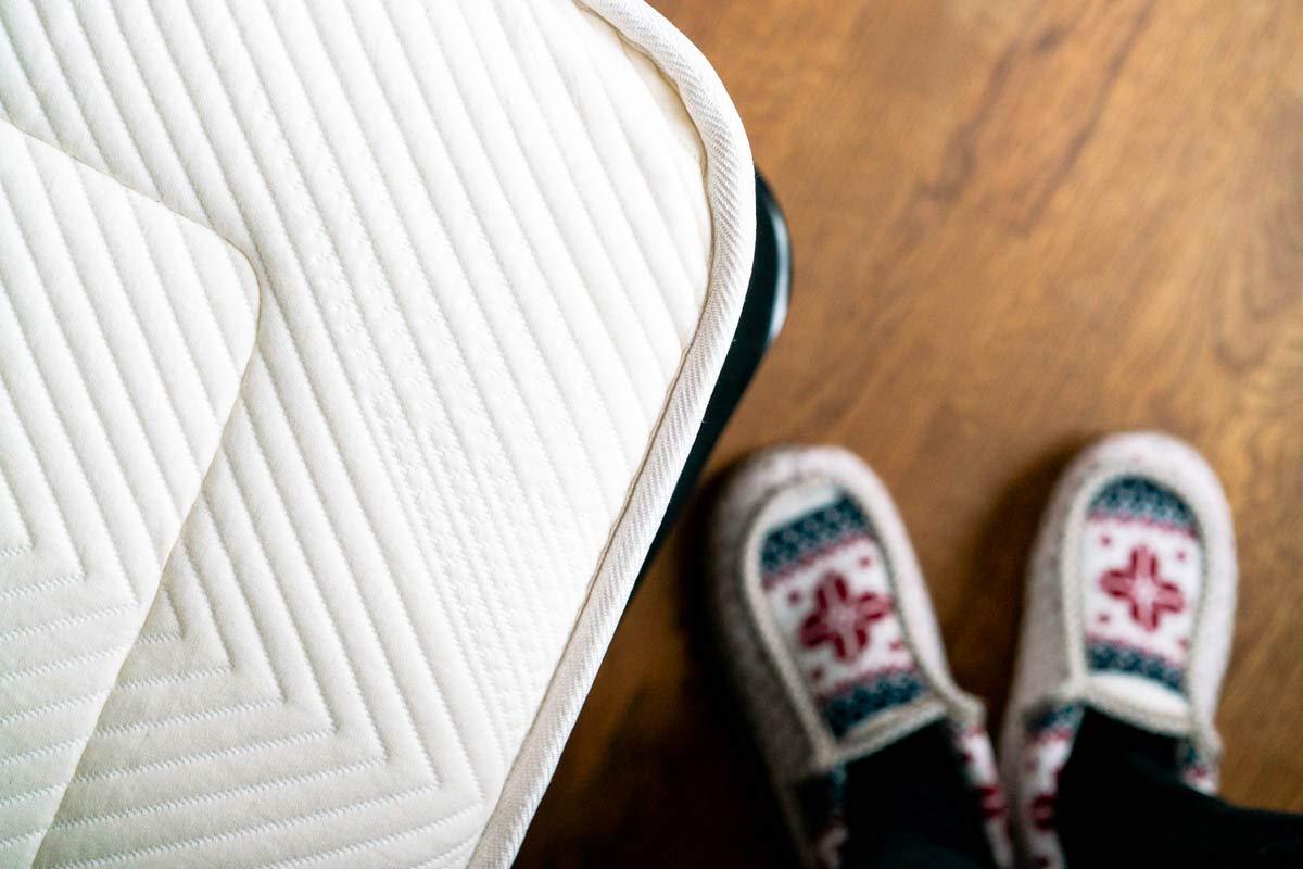 Nachhaltige Matratze