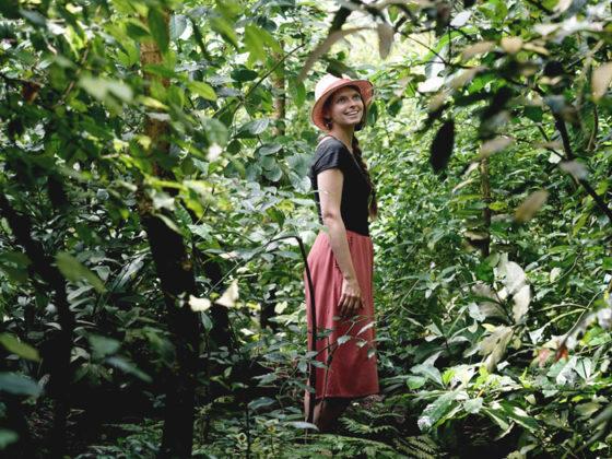 Christine Neder botanischer Garten