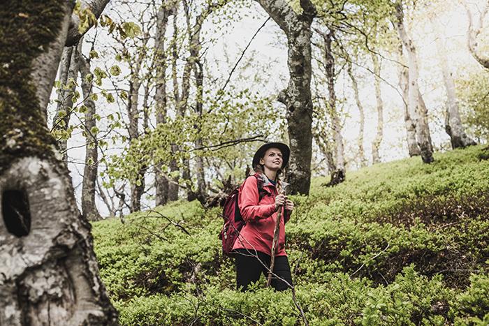 Christine Neder - Wandern in Rumaenien