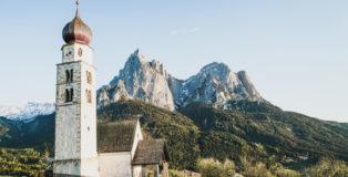 St-Valentin-Kirche Südtirol