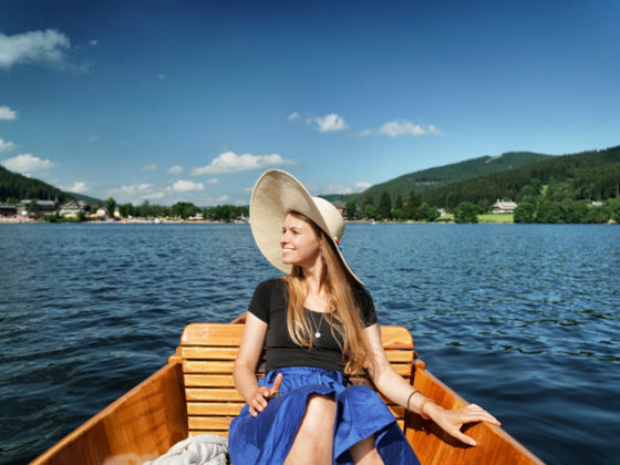 Bootstour Titisee