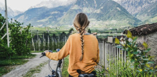 """""""Man muss nur in Bewegung bleiben"""" – Radfahren in Meran"""
