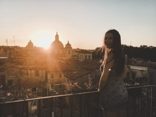 Hotel Dachterrasse Rom