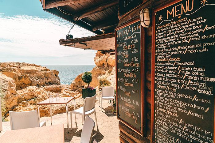 Algar Seco Restaurant