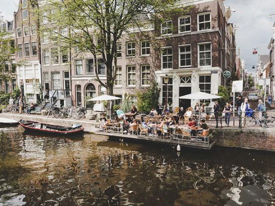 Amsterdam Geheimtipps Picknick
