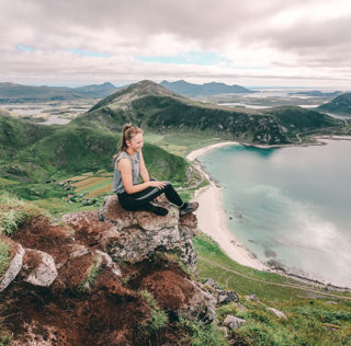 7 Tipps für das Wandern in Norwegen auf den wunderschönen Lofoten