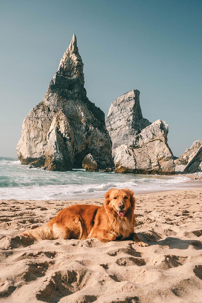 Boris Strand Praia da Ursa