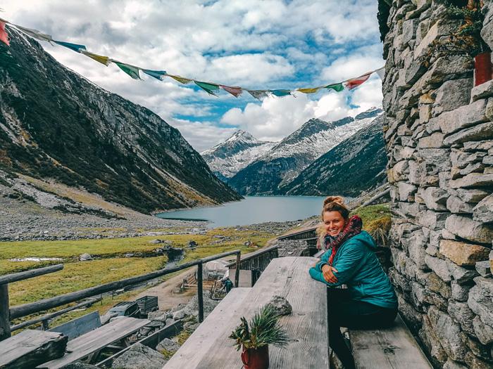 Christine Neder Klein Tibet