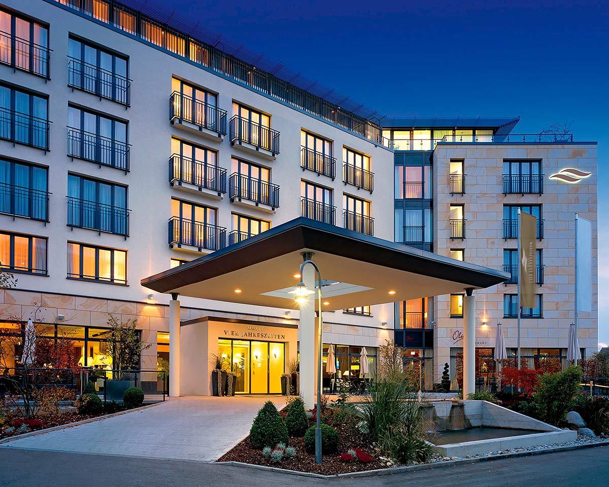 Hotel Vier Jahreszeiten in Starnberg
