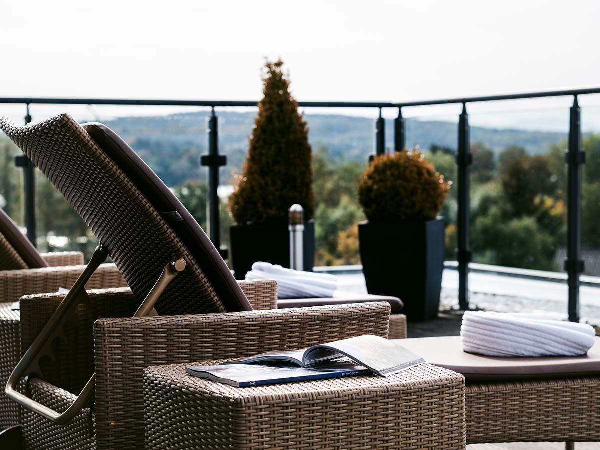 Terasse Hotel Vier Jahreszeiten Starnberg