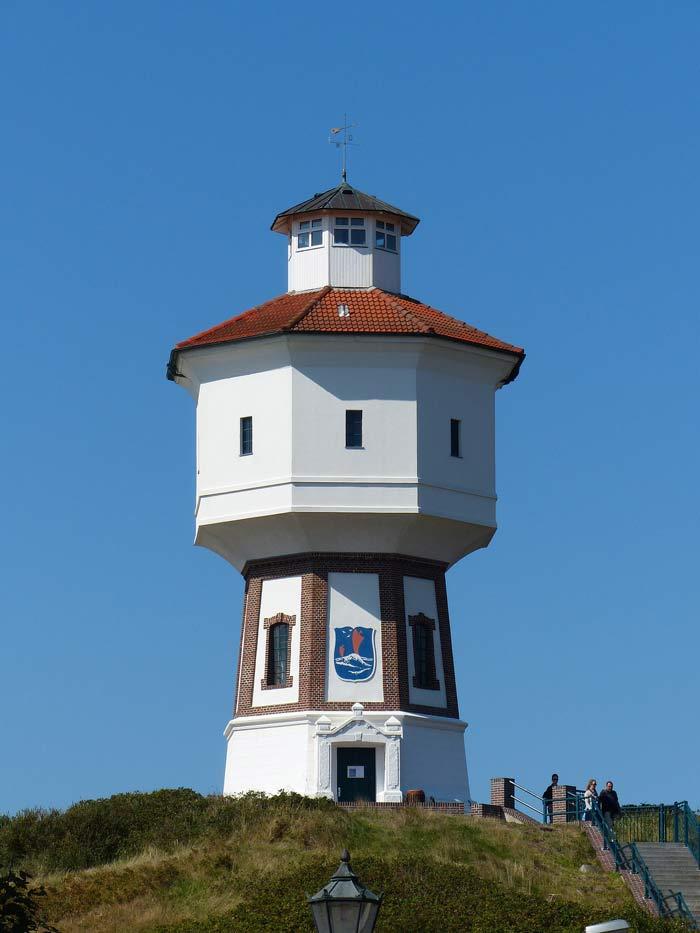 Wasserturm-Langeoog