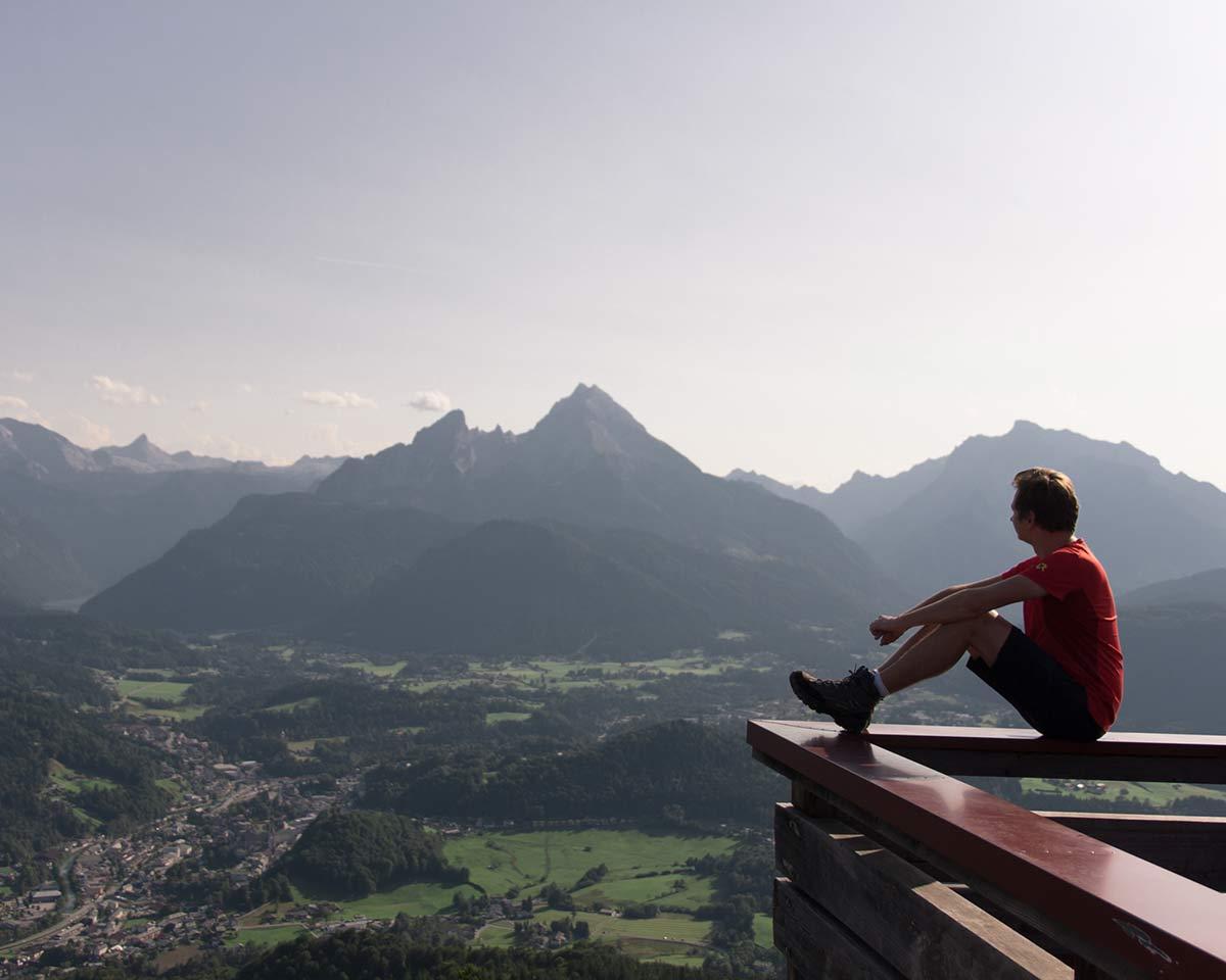 Berchtesgadener Land Kneifelspitze