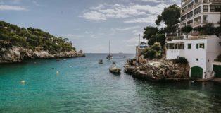 Bucht Cala Santanyi