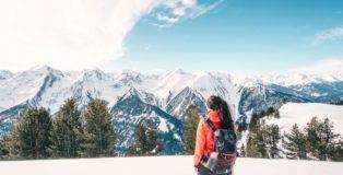 Sabrina Skigebiet Hochzeiger