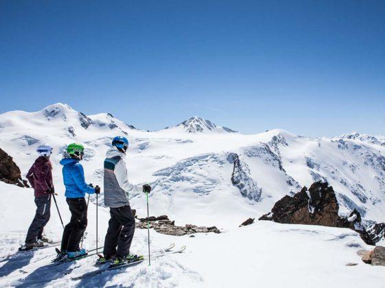 Wildspitze Pitztal Gletscher