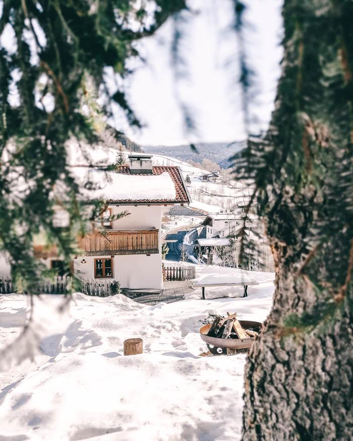 Winter Chalet Hafling