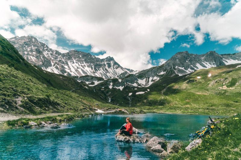 Schwellisee Graubünden Christine Neder