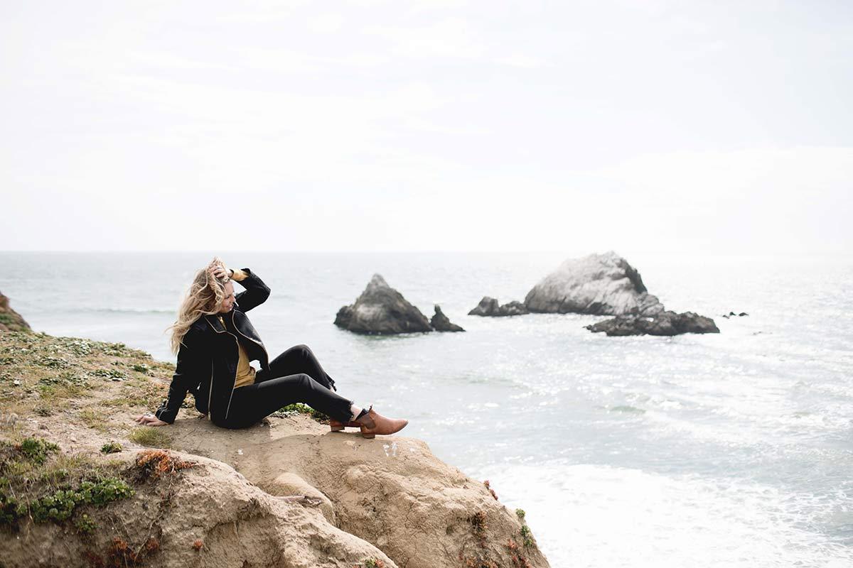 Aussicht auf den Ozean 2