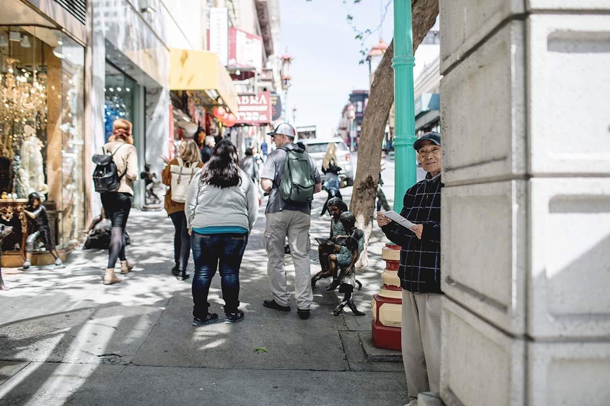 Eingang zu Chinatown