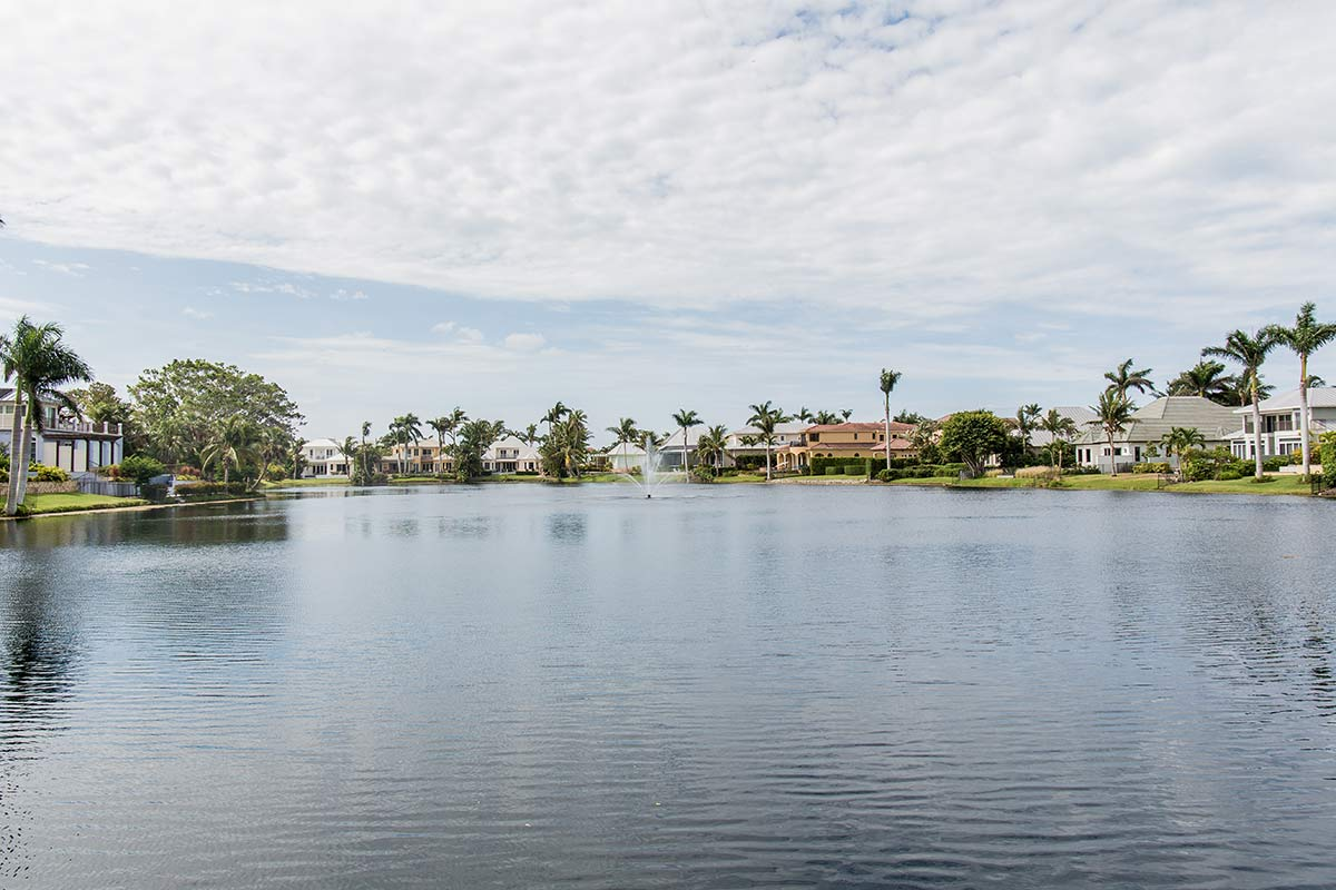 Luxusvillen in Naples Florida