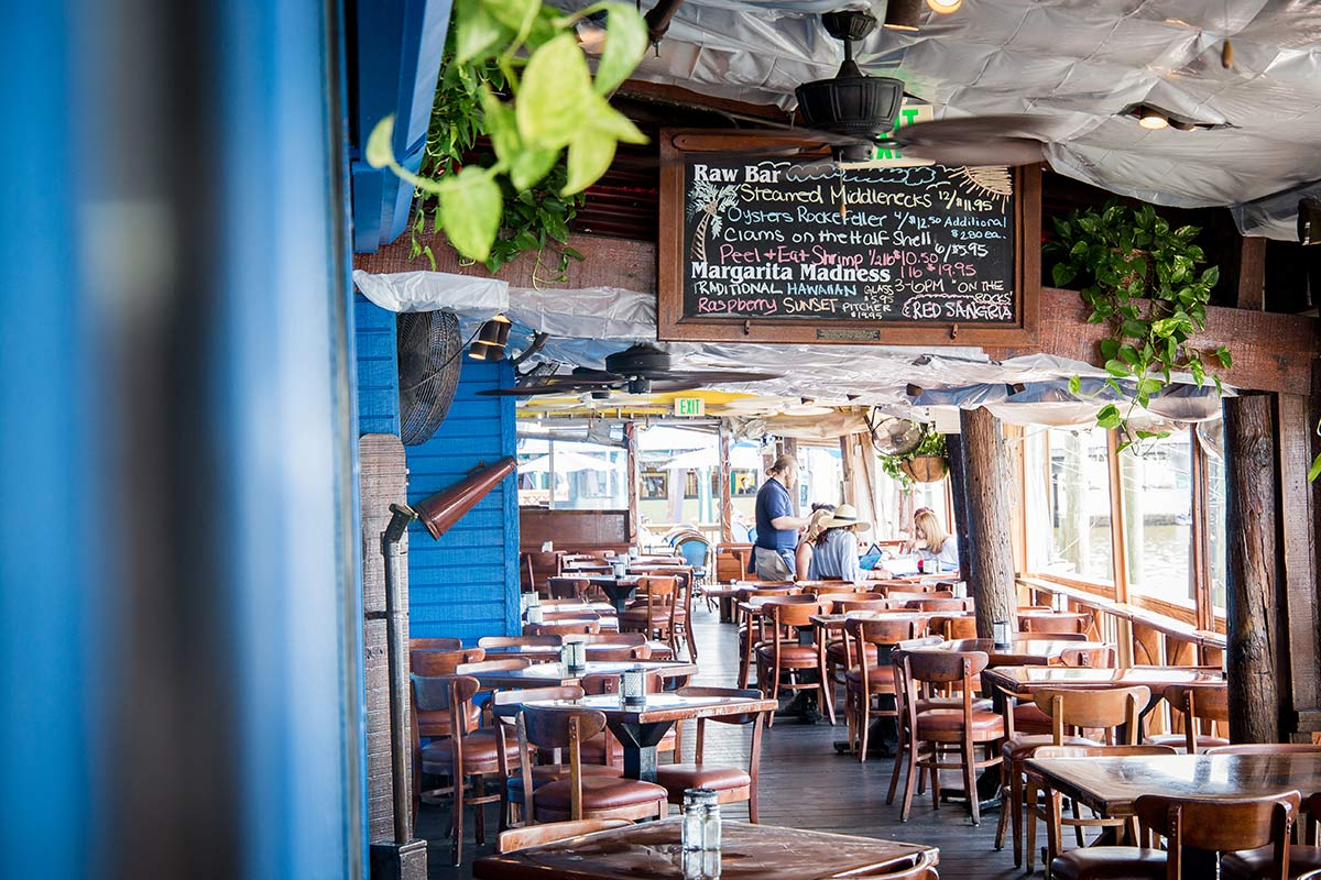 The Riverwalk Fish Ale House- Tin City Naples