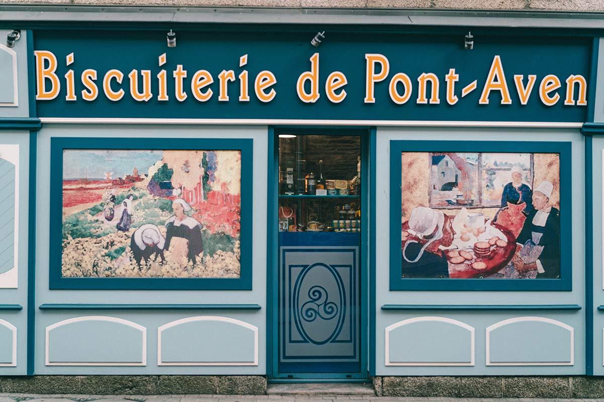BIscuiterie de Pont-Aven