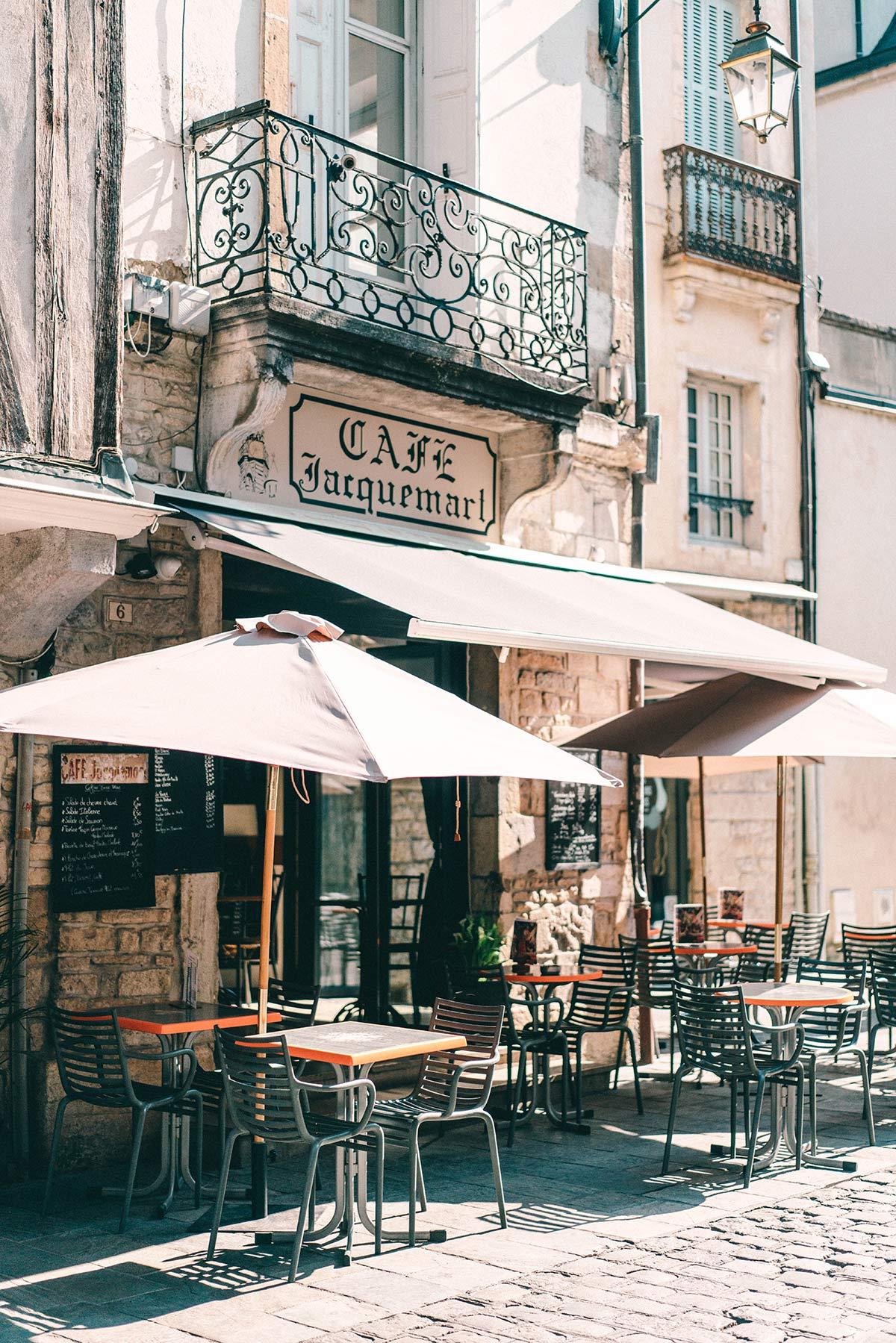Café in Dijon