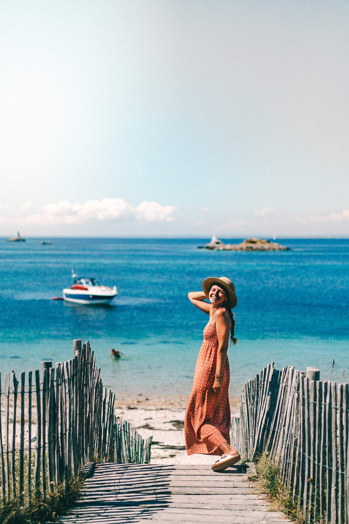 Christine Neder Glènan Inseln