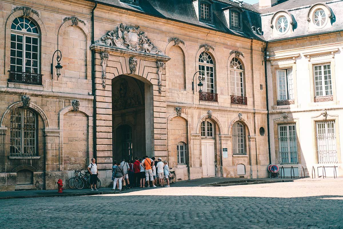 Dijon in Frankreich